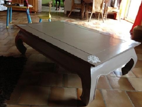basse table indienne table basse relook e qs4l3ajrc5. Black Bedroom Furniture Sets. Home Design Ideas